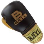 Boxerské rukavice kůže Royal BAIL černé vel. 10 oz
