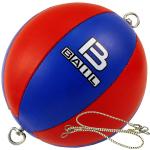 Boxovací míč kožený BAIL