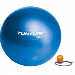 Gymnastický míč s pumpičkou TUNTURI modrý