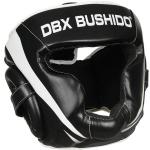 Boxerská helma DBX BUSHIDO černo-bílá