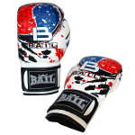 Boxerské rukavice Tricolor BAIL vel. 10 oz