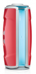 Vertikální solárium HAPRO Proline 28 V Intensive Lounge Red