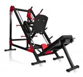 MARBO MS-U106 legpress + hack squat