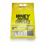 OLIMP Whey Protein Complex 100% 700 g +5 vzorků gaineru PROFI MASS zdarma!