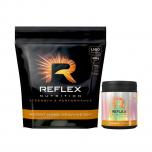 REFLEX Instant Mass Heavy Weight 5,4 kg + Creapure Creatine 500 g ZDARMA!