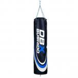 Boxovací pytel DBX BUSHIDO Elite 130 cm, modrý - prázdný