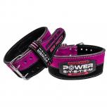 Powerlifterský opasek Strong Femme POWER SYSTEM