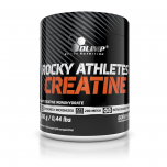OLIMP Rocky Athletes Creatine 200 g + 5 vzorků BCAA XPLODE zdarma!