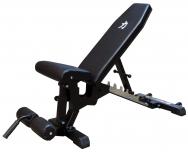 Posilovací lavice na bench press RIOT Utility Bench STRENGTHSYSTEM