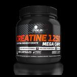 OLIMP Creatine 1250 mg Mega Caps 400 kapslí +5 vzorků gaineru PROFI MASS zdarma!