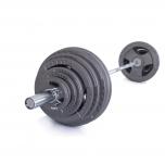 Olympijská činka TRINFIT 180 kg