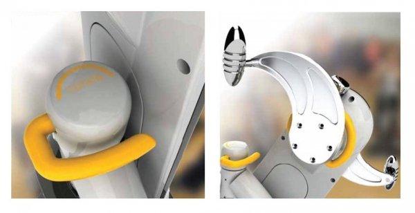 Rotoped Posilovací zařízení krankcycle®