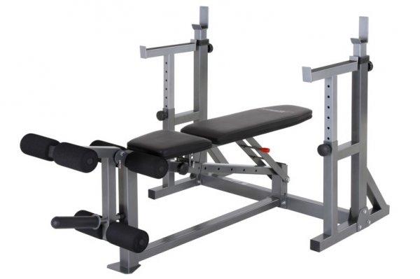 Posilovací lavice na bench press Formerfit Bench press