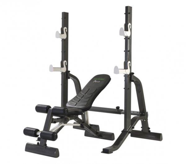 Pure Strength Squat Rack 3 sg