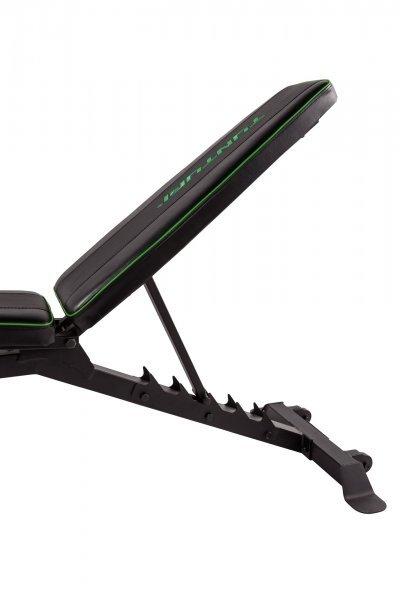 Posilovací lavice na jednoručky TUNTURI UB60 Utility Bench