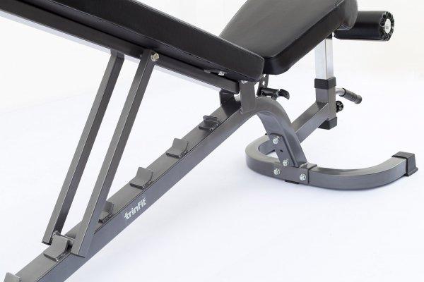 Posilovací lavice na břicho TRINFIT Vario LX7 polohováníg