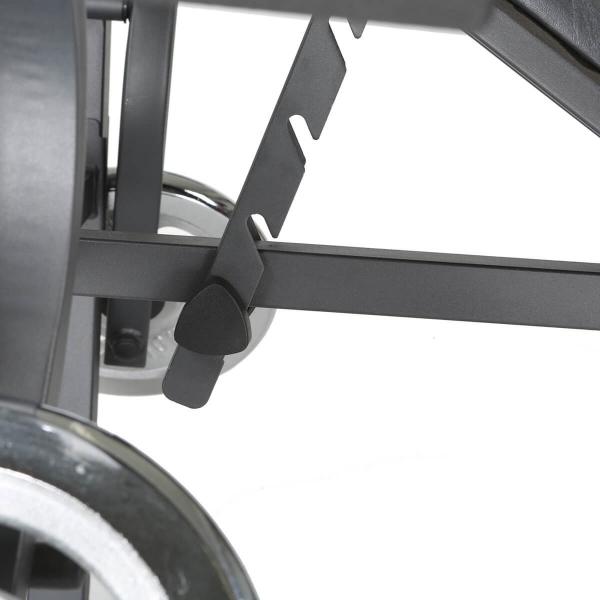 Posilovací lavice na bench press Hammer Bermuda XT Pro detail