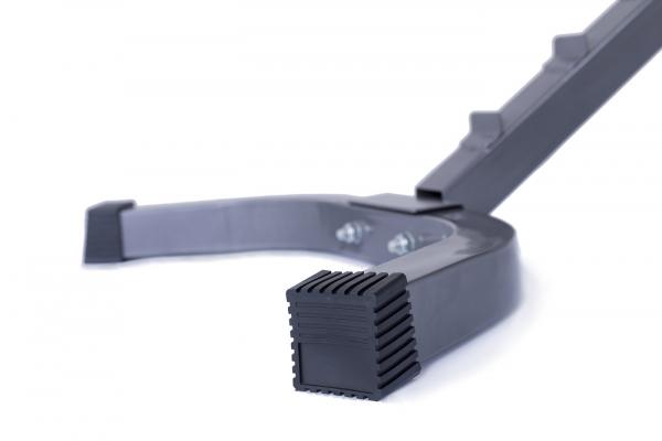 Posilovací lavice na jednoručky TRINFIT Vario LX4 zadní noha