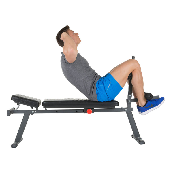 Posilovací lavice na břicho Hammer 4516 AB Bench Perform One břicho 2
