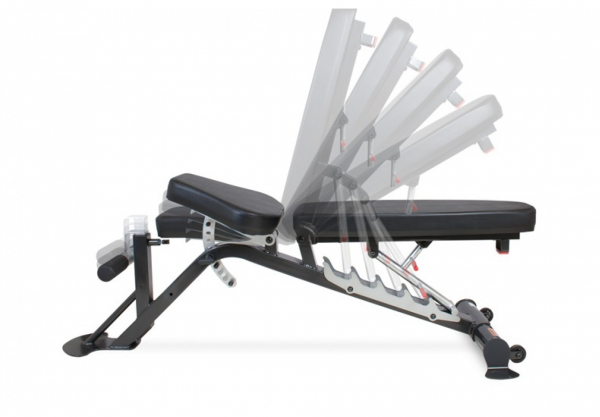 Posilovací lavice na břicho FINNLO MAXIMUM FT2 lavice max