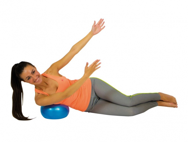 Overball Gymnic workout 1