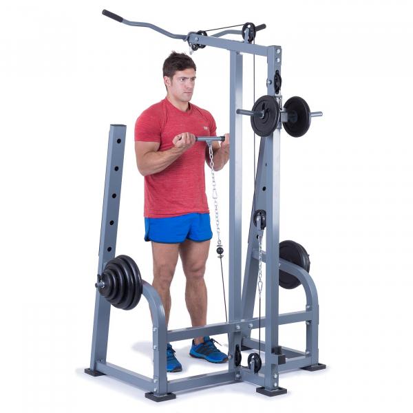 Posilovací lavice na bench press TrinFit FX7 cviky_08
