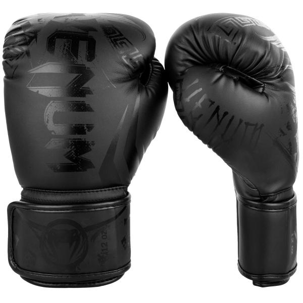 Boxerské rukavice Gladiator 3.0 matně černé VENUM pair
