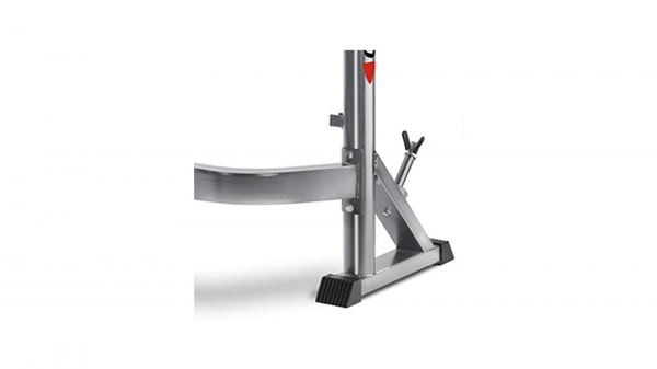 Posilovací lavice na bench press BH Fitness Optima Press G330 detail 2