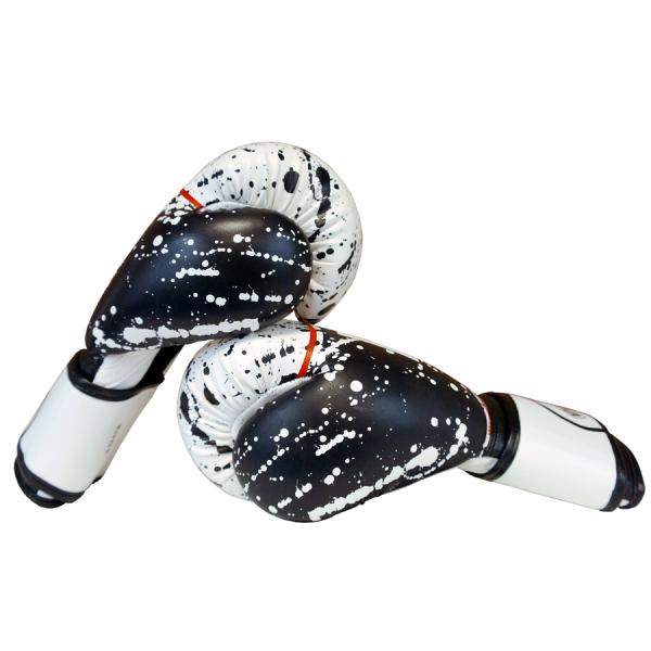 Boxerské rukavice Black Stain BAIL vel. 10 oz side