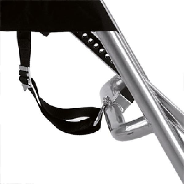 Posilovací lavice na záda BH Fitness Zero G400 nastavení