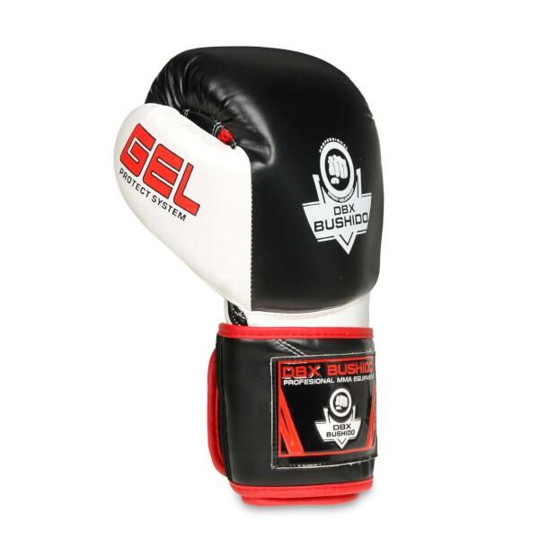 Boxerské rukavice B-2v11a DBX BUSHIDO hřbet