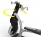 Rotoped Otočný systém klik na stroji krankcycle®