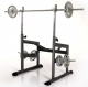 Posilovací lavice na bench press Set Finnlo 4000