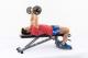 Posilovací lavice na břicho TRINFIT Vario LX7  tricepsg