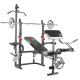 Posilovací lavice na bench press Hammer Bermuda XT Pro