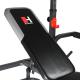 Posilovací lavice na bench press Hammer Bermuda XT - detail