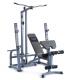 Posilovací lavice na bench press TrinFit FX7 komplet