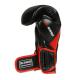 Boxerské rukavice BB4 - přírodní kůže DBX BUSHIDO omotávka