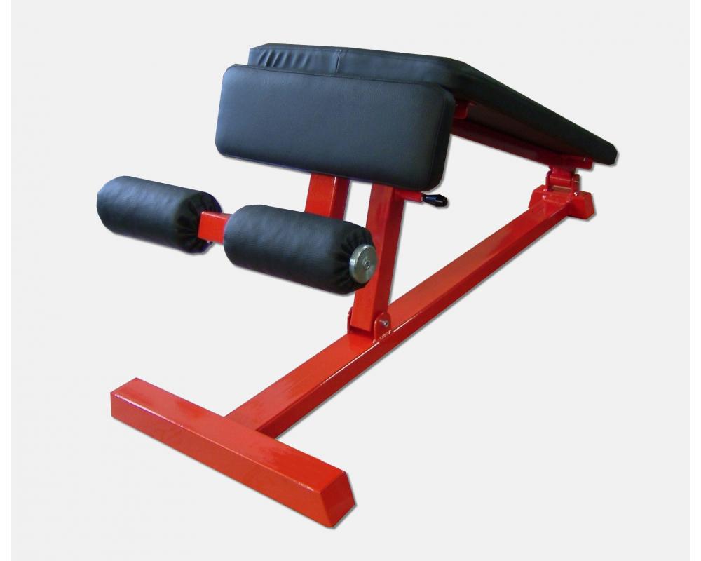 Posilovací lavice na břicho Lavice břicho polohovací