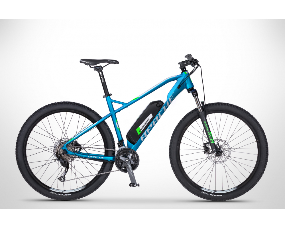 MANITOU E5 modrý