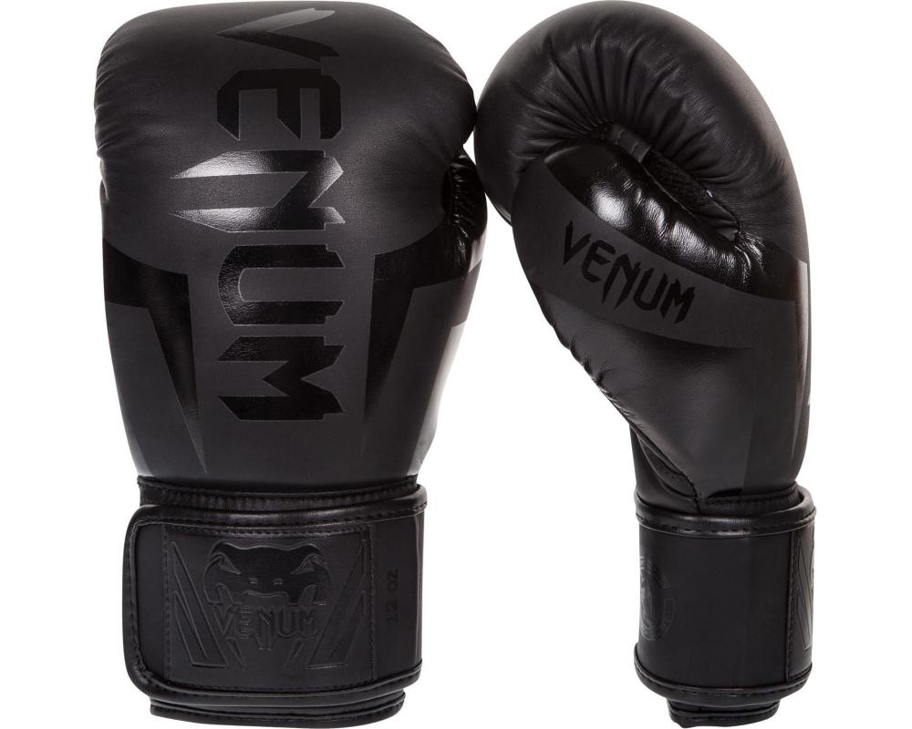 Boxerské rukavice Elite černé VENUM