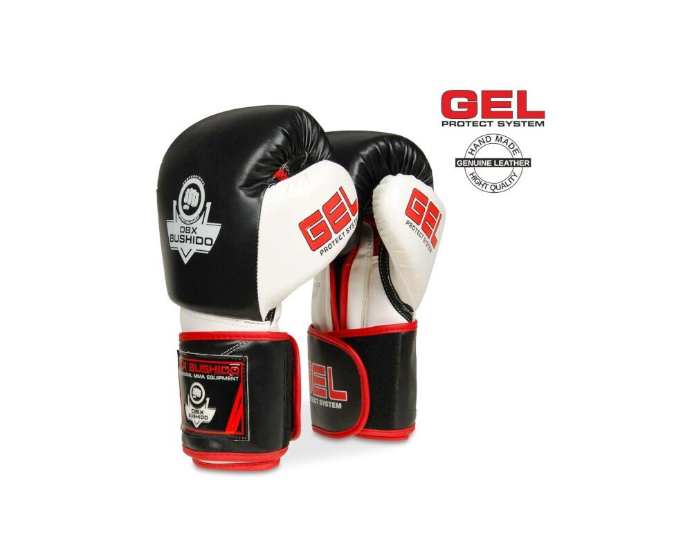 Boxerské rukavice B-2v11a DBX BUSHIDO