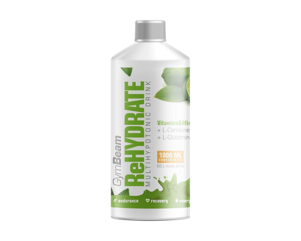 GymBeam ReHydrate 1000 ml