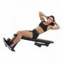 Posilovací lavice na břicho TUNTURI FB80 Flat Bench cvik4g