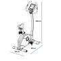 Rotoped HouseFit Tiro 70 rozměry trenažéru