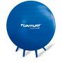 Gymnastický míč Antiburst 65 cm TUNTURI modrý s úchyty