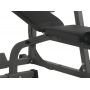 Posilovací lavice s kladkou Hammer Solid XP detail lavice