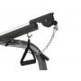 Posilovací lavice s kladkou Hammer Solid XP detail kladka