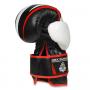Boxerské rukavice kožené DBX BUSHIDO B-2v7 strana