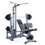 Posilovací lavice na bench press TrinFit FX7 komplet_02